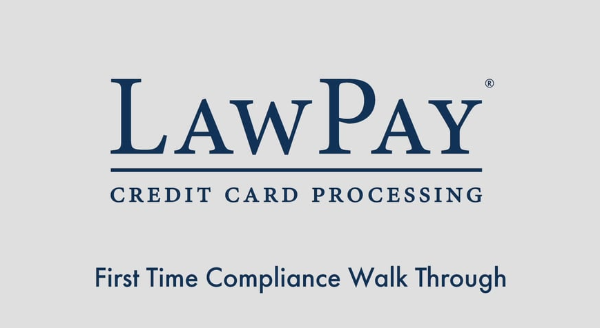 PCI Compliance Walk Through
