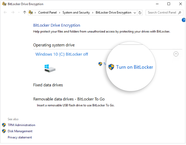 windows-BitLocker